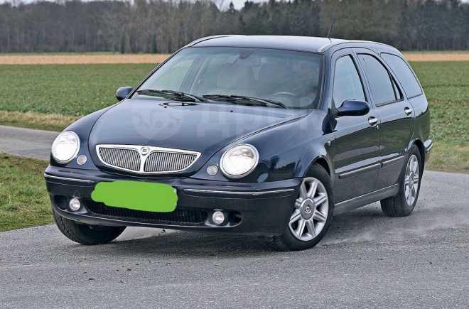 Lancia Lybra, 2001 год, 820 000 руб.