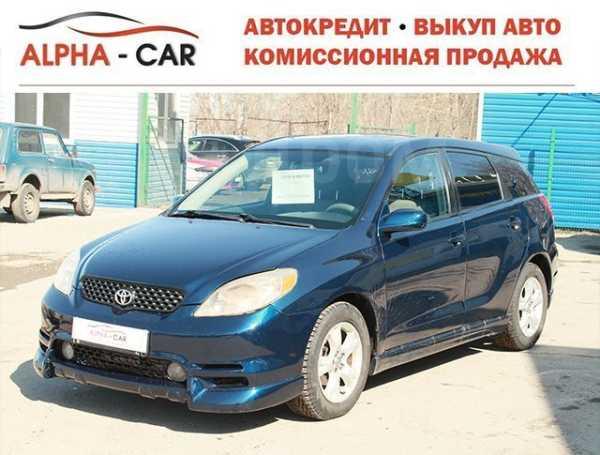 Toyota Matrix, 2003 год, 377 000 руб.