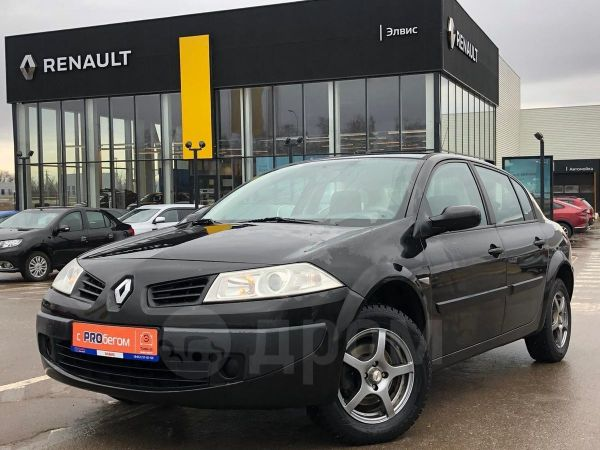 Renault Megane, 2008 год, 272 000 руб.