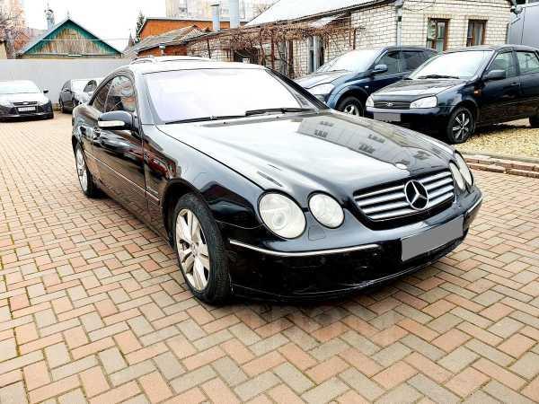 Mercedes-Benz CL-Class, 2002 год, 350 000 руб.