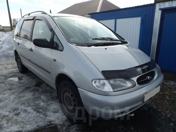 Ford Galaxy, 2000 год, 260 000 руб.