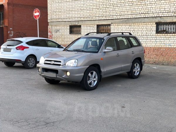 Hyundai Santa Fe Classic, 2007 год, 445 000 руб.