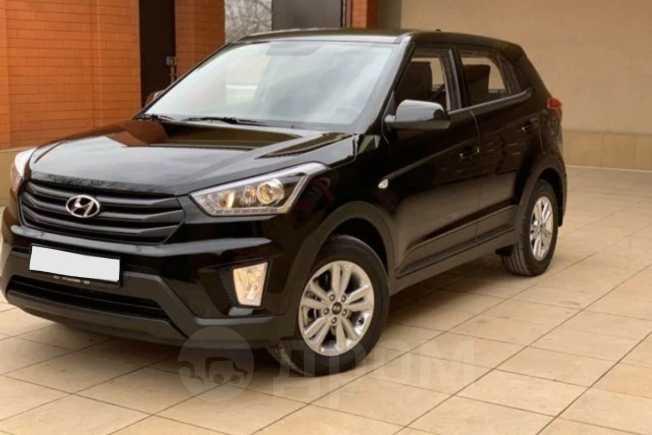 Hyundai Creta, 2019 год, 1 170 000 руб.