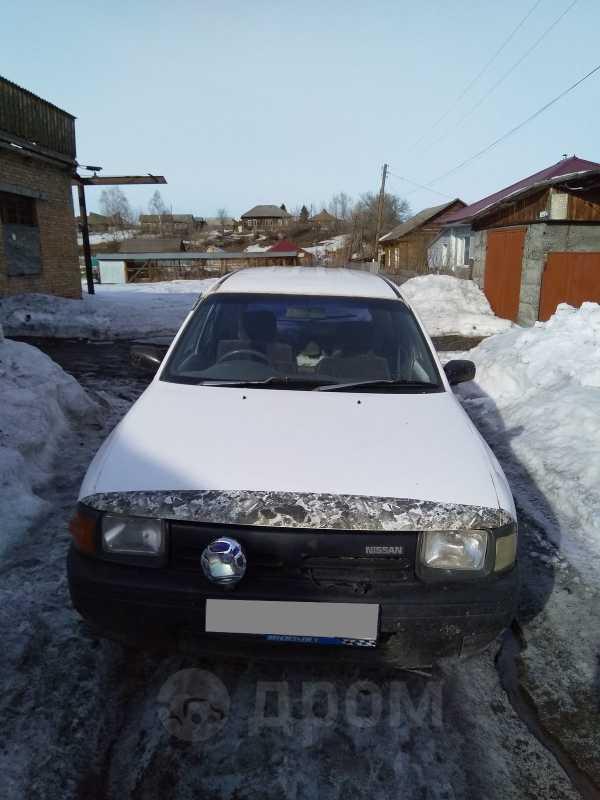 Nissan AD, 1992 год, 60 000 руб.