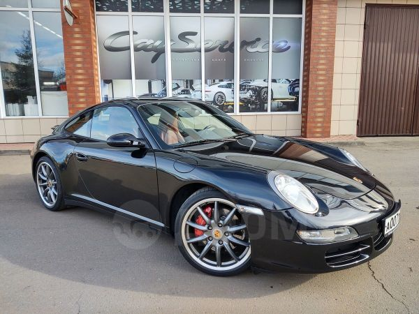 Porsche 911, 2007 год, 2 999 999 руб.