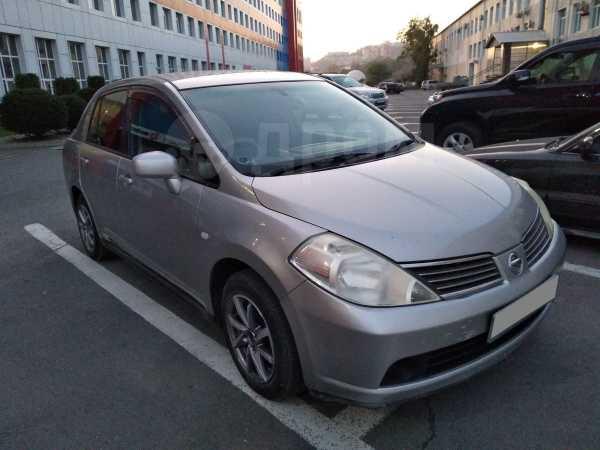 Nissan Tiida Latio, 2007 год, 300 000 руб.