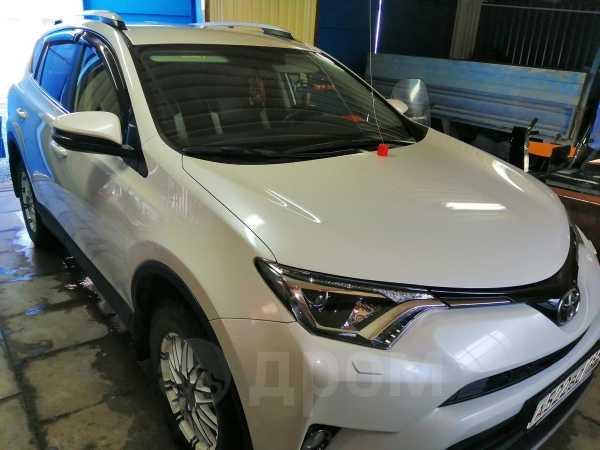 Toyota RAV4, 2016 год, 1 500 000 руб.