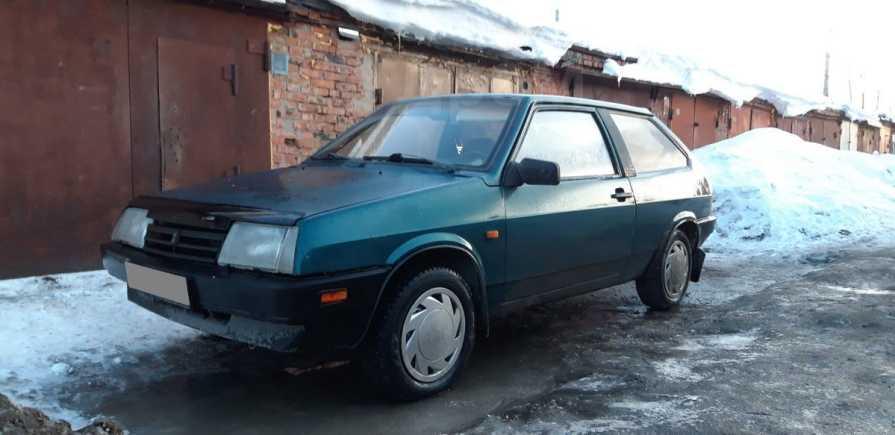 Лада 2108, 1997 год, 42 000 руб.