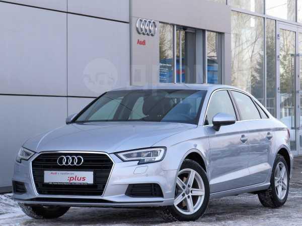 Audi A3, 2018 год, 1 800 000 руб.