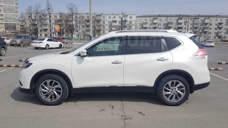 Nissan X-Trail, 2017 год, 1 570 000 руб.