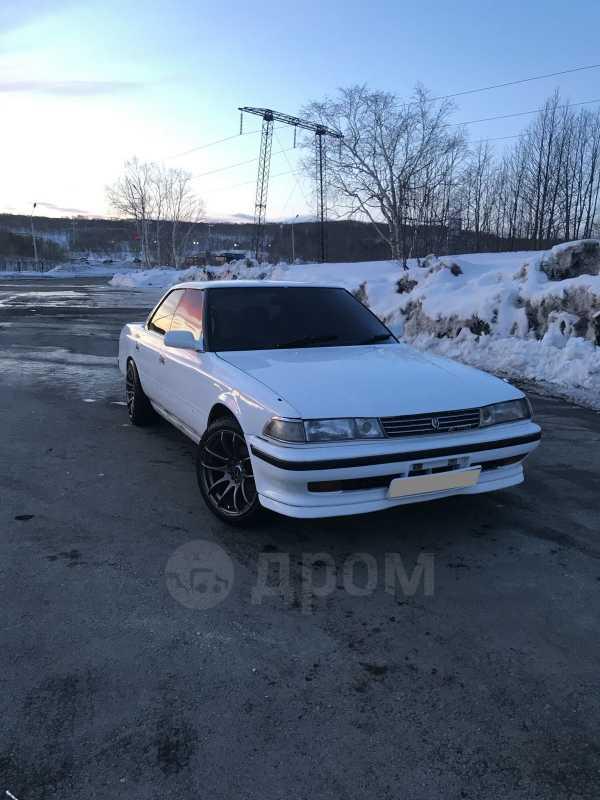 Toyota Mark II, 1990 год, 160 000 руб.