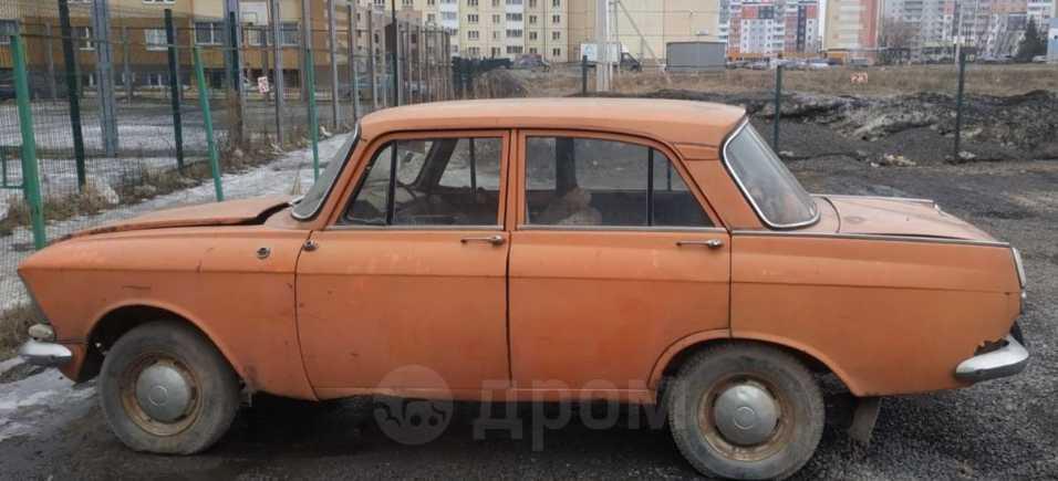 Москвич 412, 1980 год, 10 000 руб.
