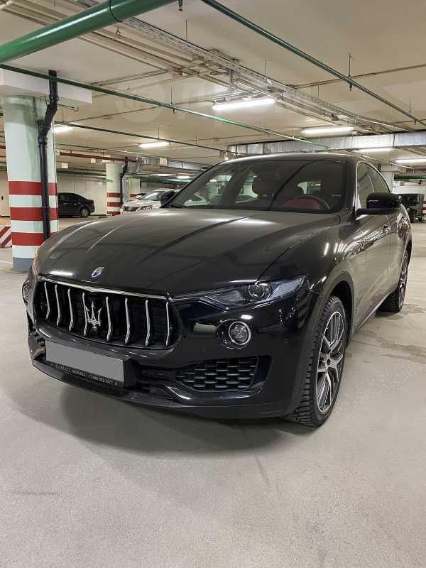 Maserati Levante, 2018 год, 5 600 000 руб.