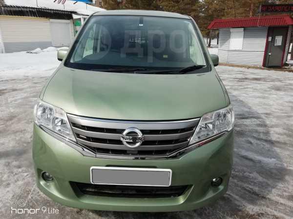 Nissan Serena, 2012 год, 780 000 руб.