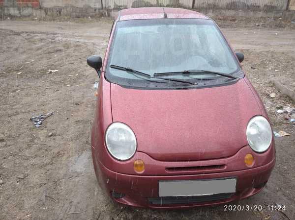 Daewoo Matiz, 2011 год, 103 000 руб.