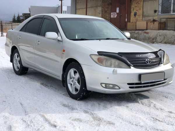 Toyota Camry, 2004 год, 525 000 руб.