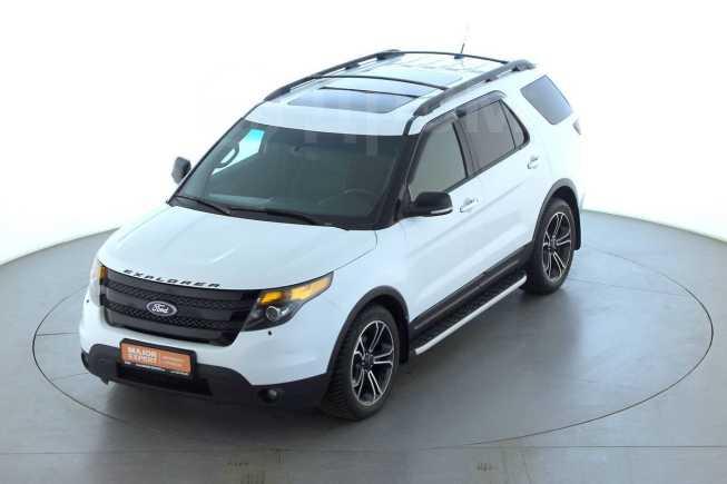 Ford Explorer, 2014 год, 1 095 000 руб.