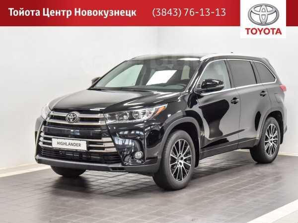 Toyota Highlander, 2019 год, 3 575 000 руб.