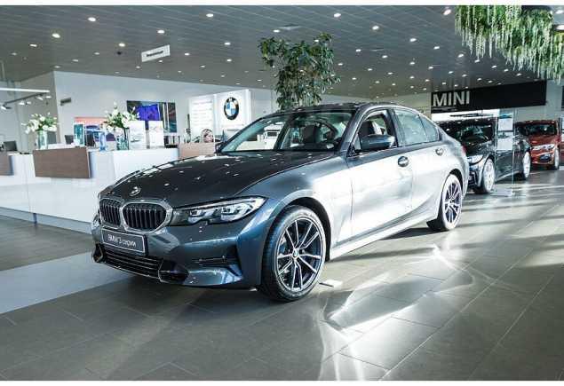 BMW 3-Series, 2020 год, 2 794 600 руб.