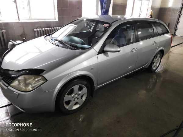Nissan Primera, 2002 год, 239 999 руб.