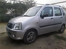 Черноморское Wagon R Plus 2008