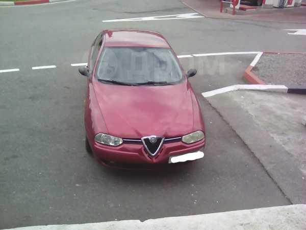 Alfa Romeo 156, 2001 год, 230 000 руб.