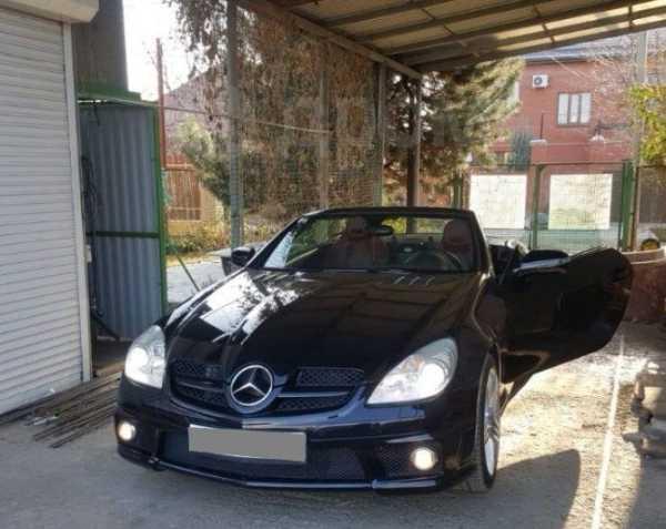Mercedes-Benz SLK-Class, 2007 год, 750 000 руб.