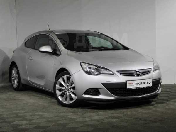 Opel Astra GTC, 2012 год, 497 000 руб.