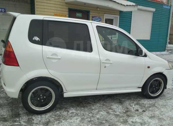Daihatsu YRV, 2001 год, 155 000 руб.