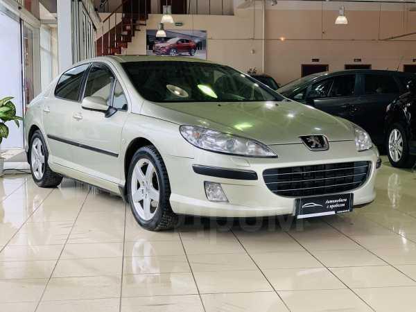 Peugeot 407, 2006 год, 220 100 руб.
