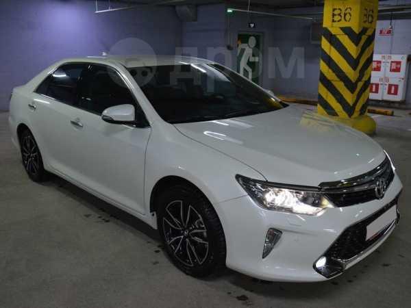 Toyota Camry, 2018 год, 1 510 000 руб.
