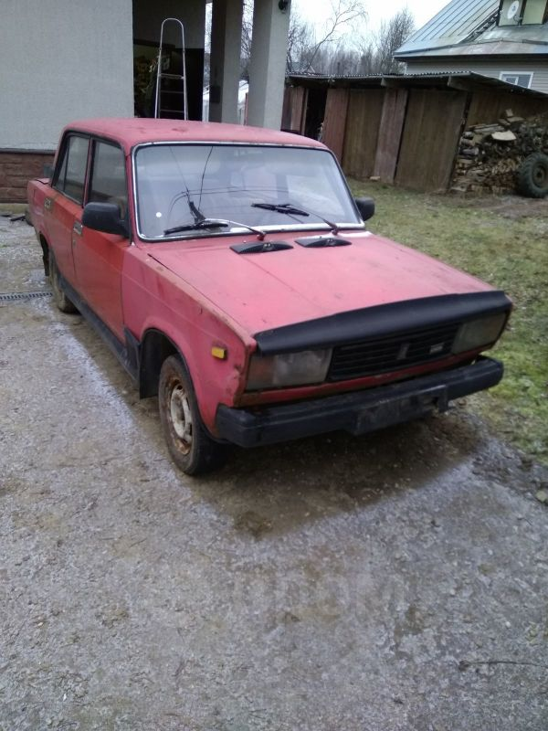 Лада 2105, 1985 год, 6 500 руб.