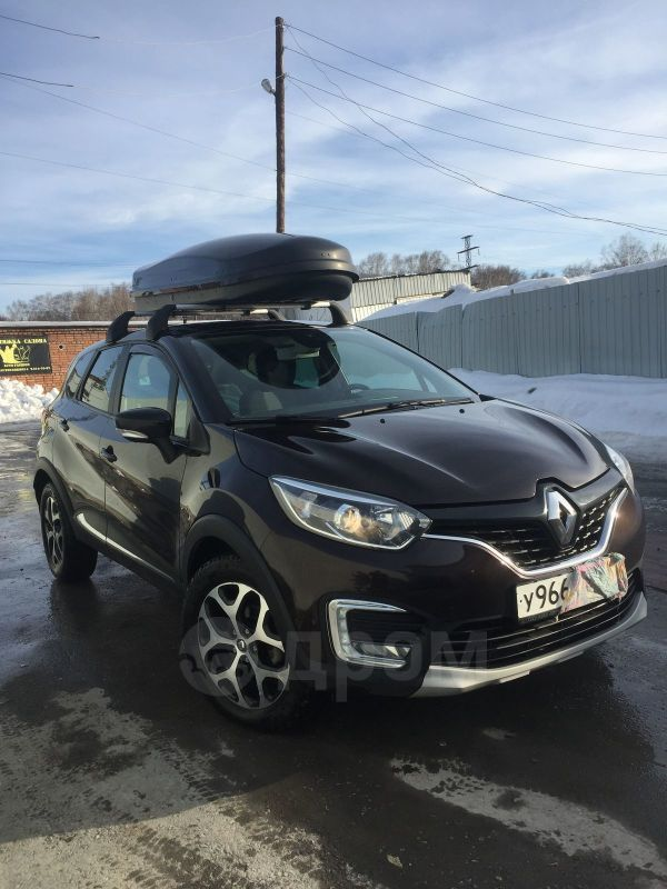 Renault Kaptur, 2016 год, 948 000 руб.
