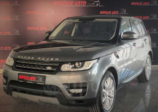 Land Rover Range Rover Sport, 2014 год, 2 550 000 руб.