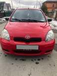 Toyota Yaris, 2001 год, 178 000 руб.