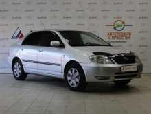 Чебоксары Corolla 2004