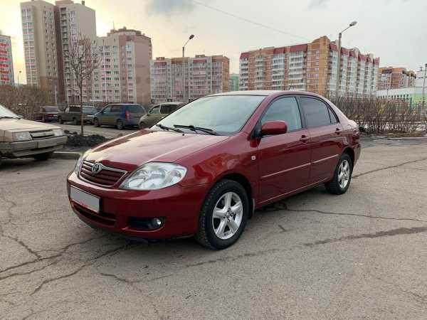 Toyota Corolla, 2006 год, 419 000 руб.