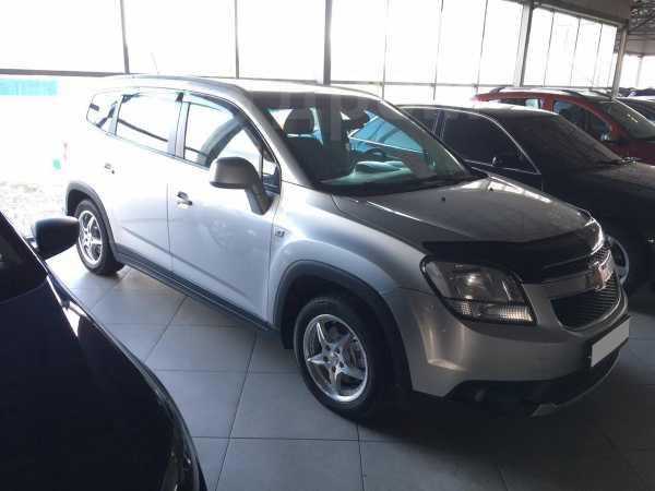 Chevrolet Orlando, 2012 год, 585 000 руб.