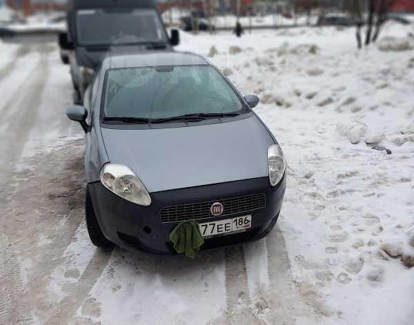 Fiat Punto, 2008 год, 175 000 руб.