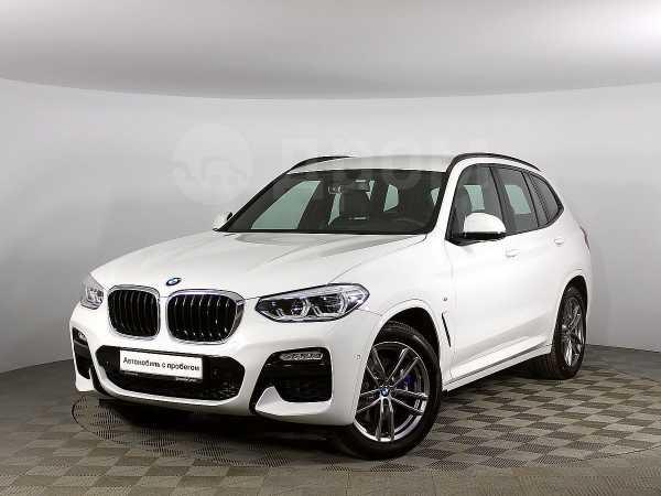 BMW X3, 2018 год, 2 935 000 руб.
