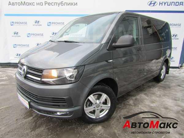 Volkswagen Multivan, 2016 год, 1 900 000 руб.