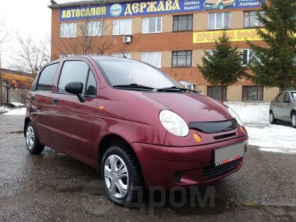 Daewoo Matiz, 2010 год, 107 000 руб.