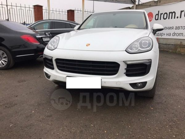 Porsche Cayenne, 2014 год, 2 430 000 руб.