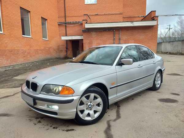 BMW 3-Series, 2001 год, 245 000 руб.