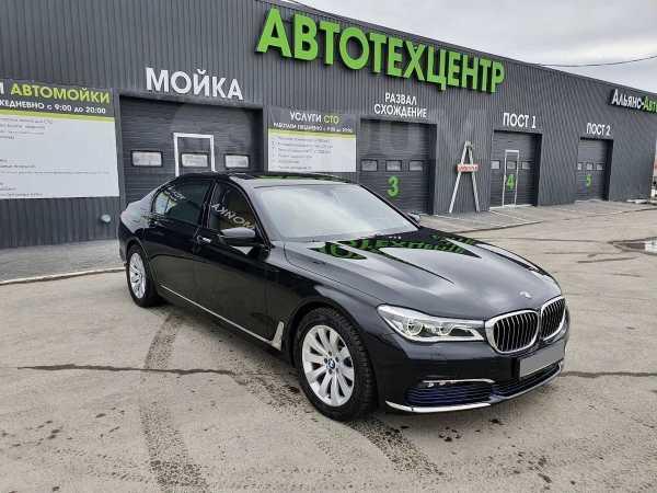 BMW 7-Series, 2016 год, 3 500 000 руб.