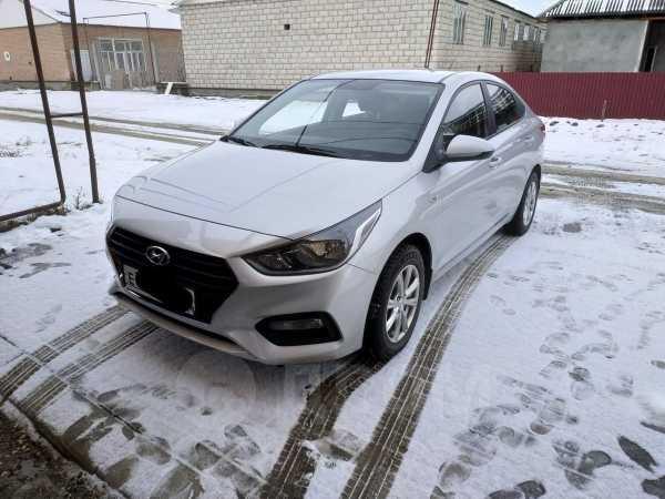 Hyundai Solaris, 2018 год, 800 000 руб.