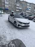 Kia Optima, 2018 год, 1 500 000 руб.