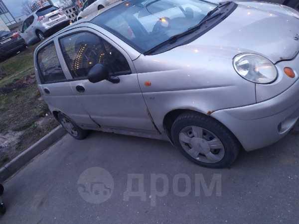 Daewoo Matiz, 2005 год, 55 000 руб.