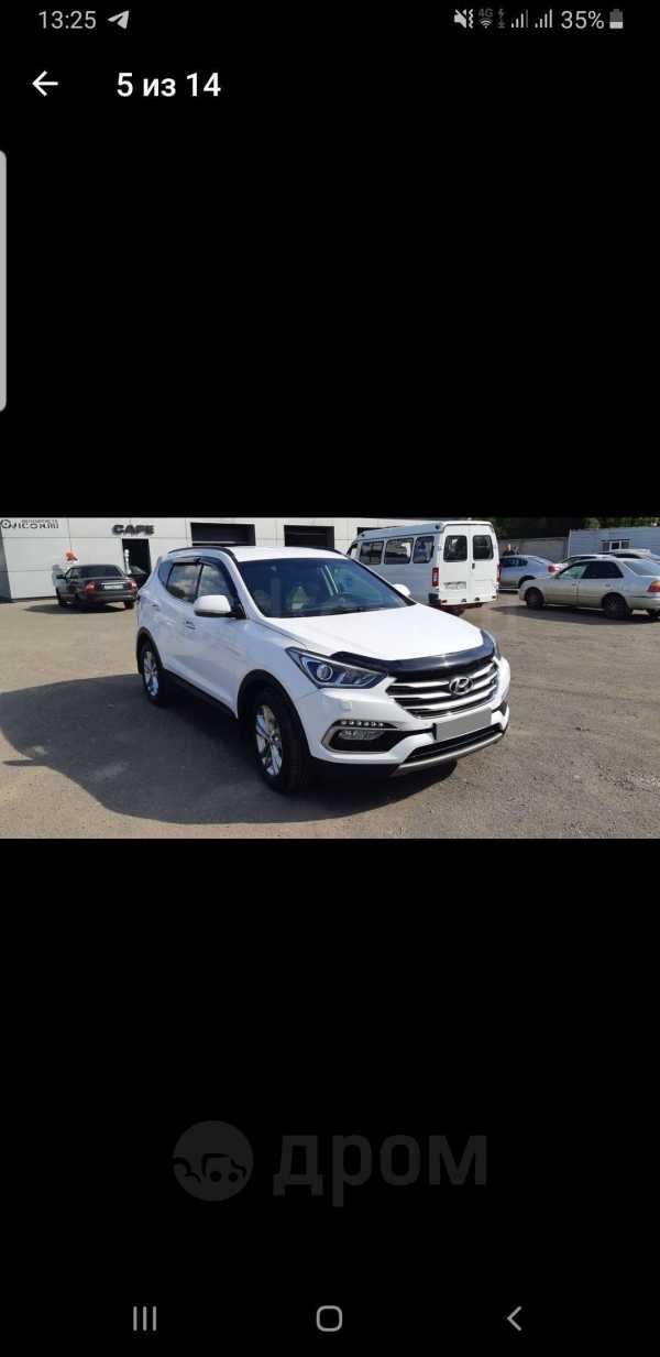 Hyundai Santa Fe, 2017 год, 1 750 000 руб.