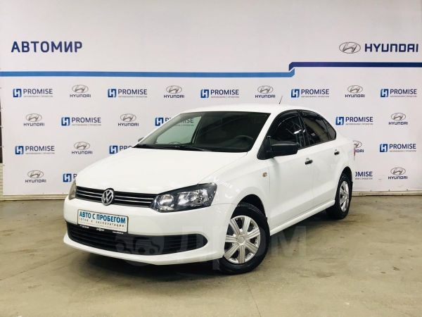 Volkswagen Polo, 2014 год, 455 000 руб.